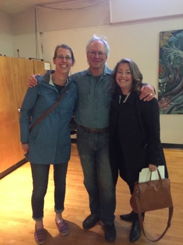 Sue, Norm & Krista